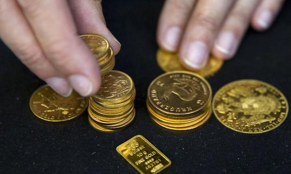 Politische Unruhen in den USA: Gold als Rettung für Anleger (Bild: (c) REUTERS (NEIL HALL)
