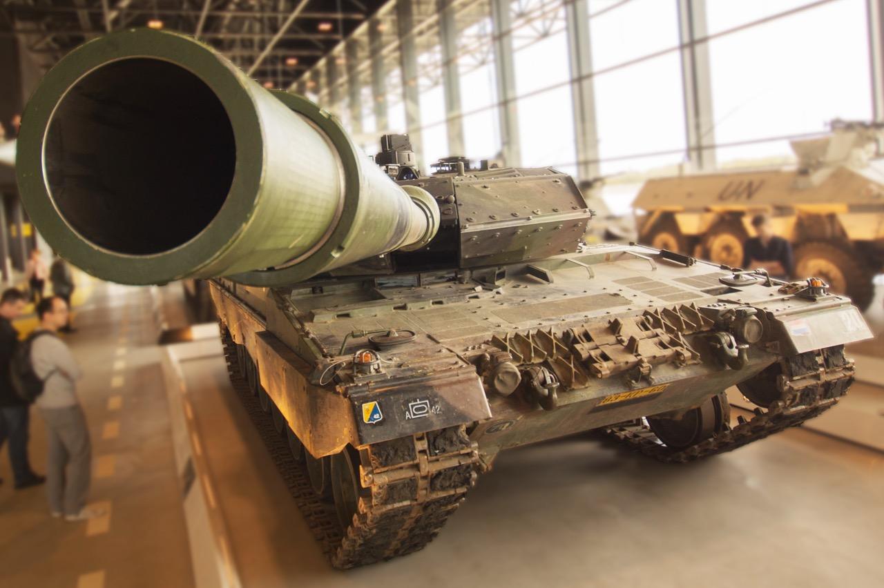 Rüstungsfirmen profitieren von steigenden Militärausgaben