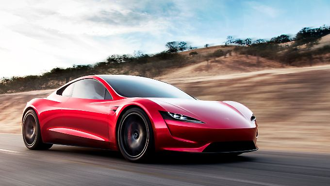 Tesla: Erste Fahrzeuge in China fertiggestellt